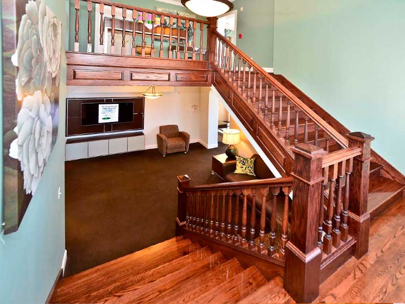 Solid Wood Stair Parts